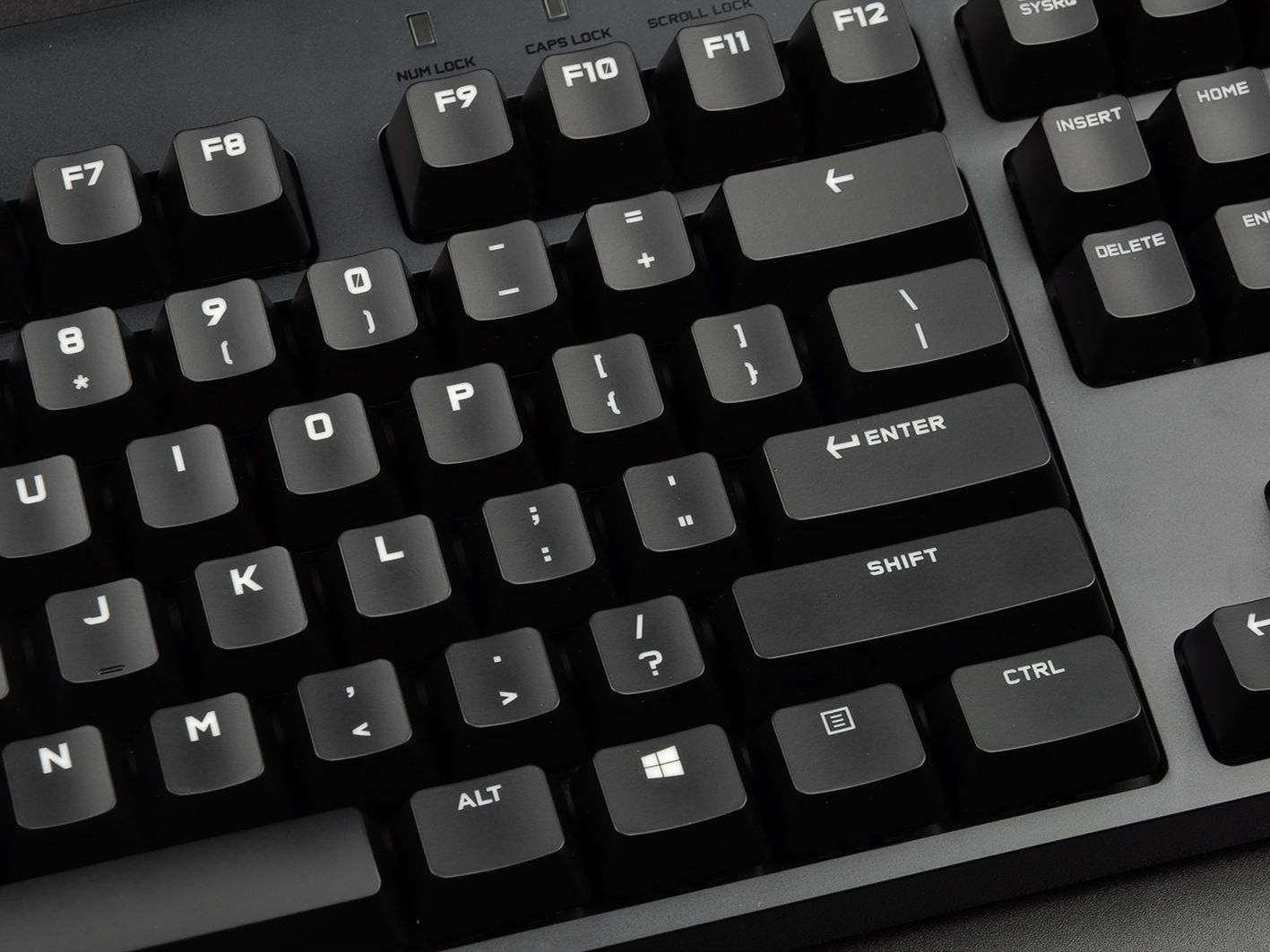 机械键盘和普通键盘的区别_机械键盘的好处