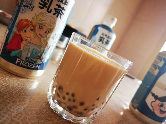 元气森林乳茶真的喝不胖吗_元气森林乳茶购买体验